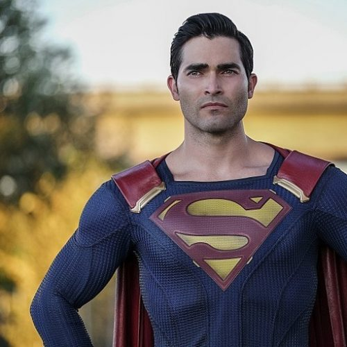 Tyler Hoechlin's Superman could happen, but not yet