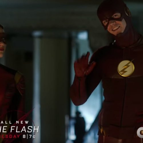The Flash's 'New Rogues' trailer features Jesse Wells as a new superhero