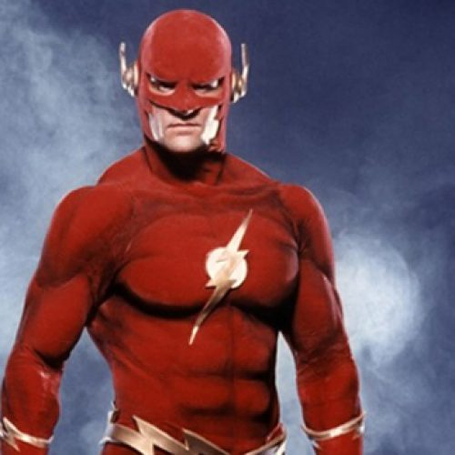 John Wesley Shipp's Jay Garrick based on 90's Flash