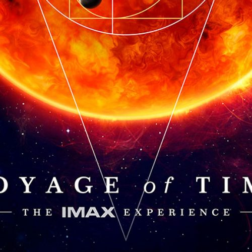 Voyage of Time hits IMAX theaters this Friday