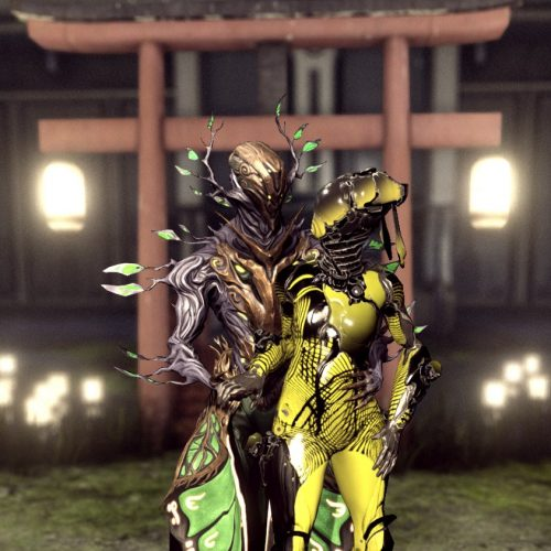 Warframe players get married in real life… and virtual