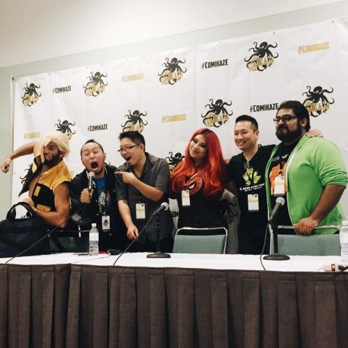 Experiencing Stan Lee's Comic Con