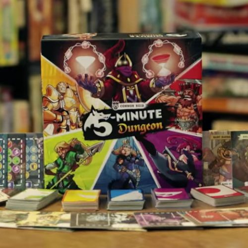 Go for Glory in 5-Minute Dungeon (Review)