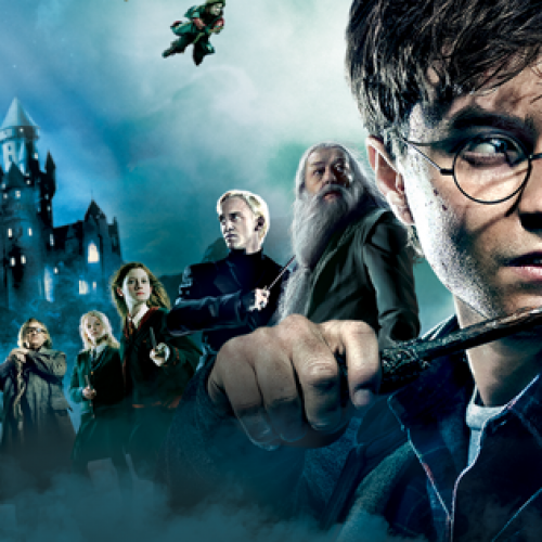Harry Potter to play in theaters once more