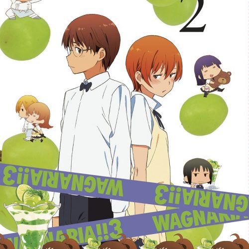Wagnaria!!3 Vol. 2 Blu-ray review
