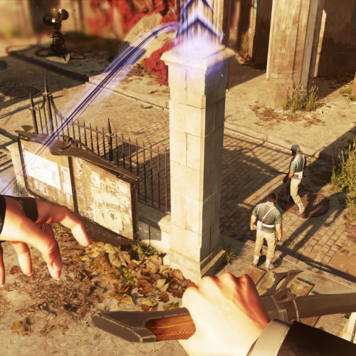 Dishonored 2 hands-on impressions – Navigating a (literally) shifty mansion