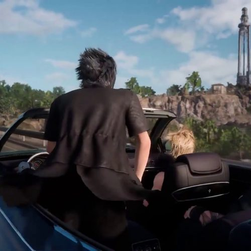 Final Fantasy XV's day-one patch will be 7.2GB