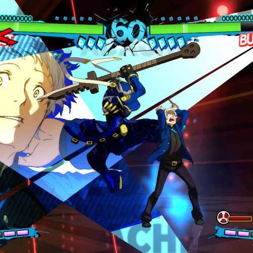 Persona 4 Arena's director would love to work on Persona 5 fighting game