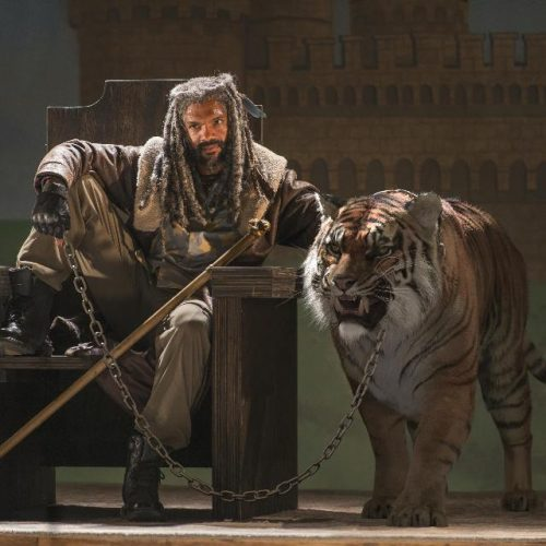 The Walking Dead 7×02: Long live the King