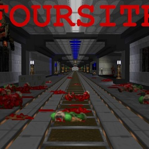 Foursite: A Doom level 12 years in the making