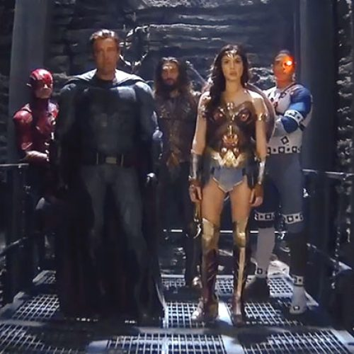 Zack Snyder celebrates final day of Justice League filming with awesome BTS sizzle reel