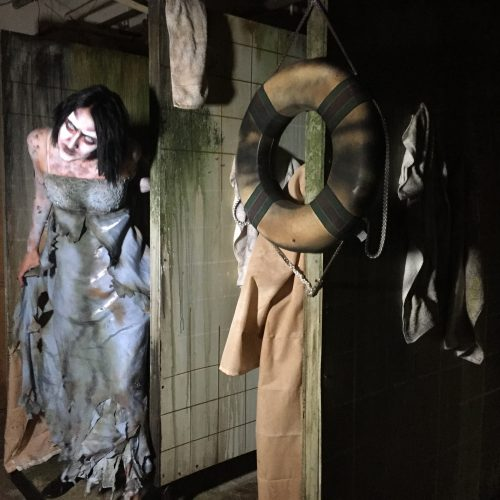 Queen Mary's Dark Harbor adds new scares and monsters