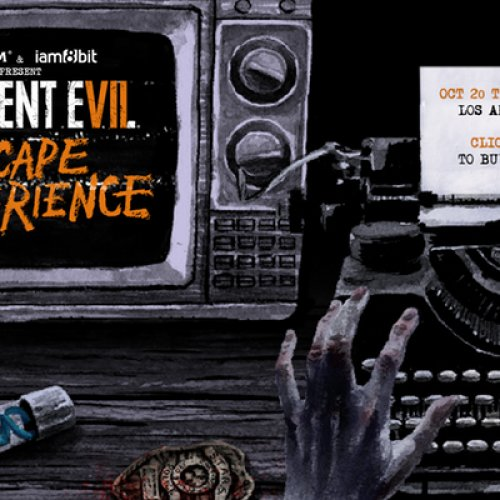 Resident Evil Escape Room coming to LA for a limited time