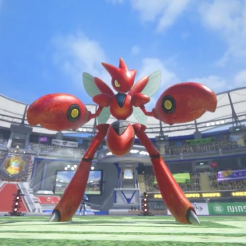 Two new fighters added to Pokkén Tournament arcade