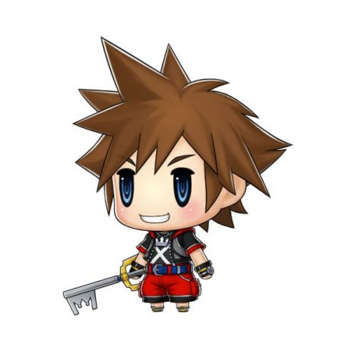 Sora coming to World of Final Fantasy as a free DLC character this winter