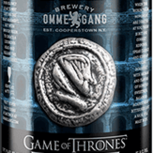 Game of Thrones brew review: Valar Dohaeris: 'Fall is coming'