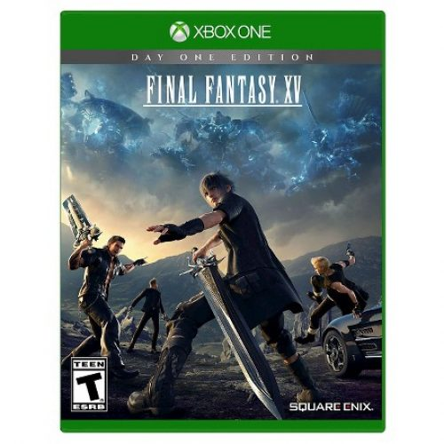 Final Fantasy XV pre-order is $34.99 for Microsoft Store's Black Friday