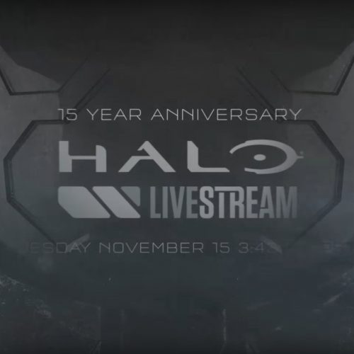 Halo 15th Anniversary teaser trailer