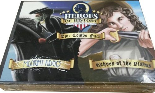 Heroes of History provides a fun twist on learning
