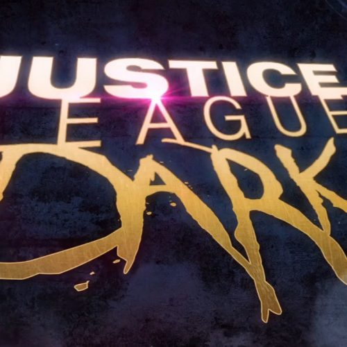 Justice League Dark trailer released