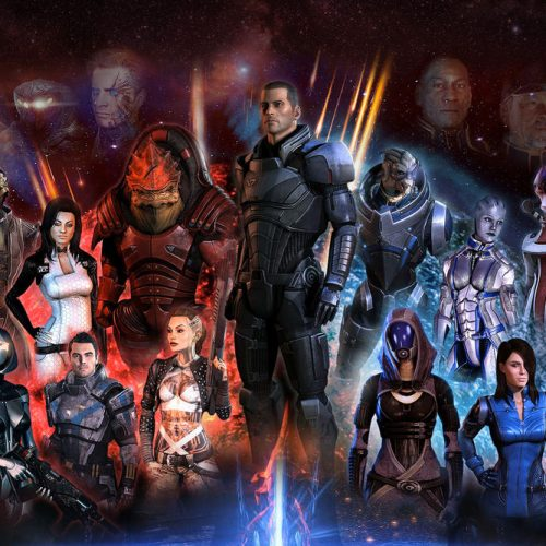 Mass Effect: Top 10 Series Companions