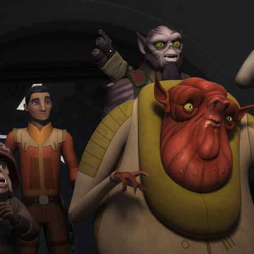 Star Wars Rebels 3×09 'The Wynkahthu Job' photos and clip