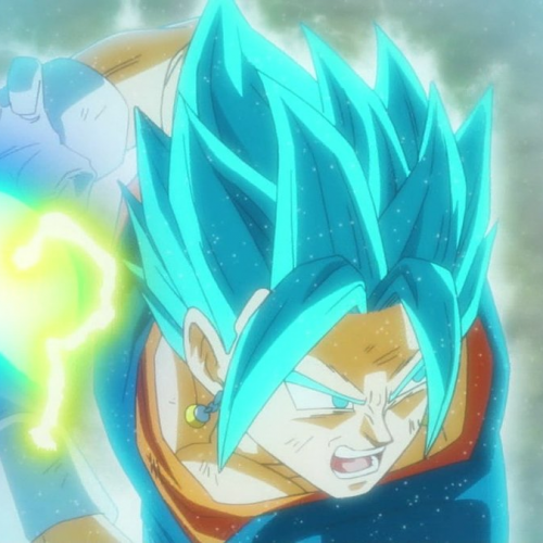 The return of Vegeto in Dragon Ball Super!