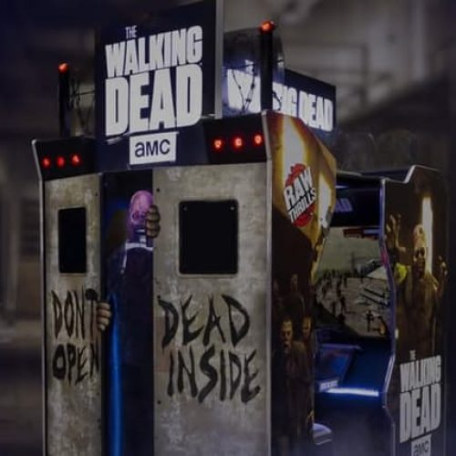 New Walking Dead video game will only be available in arcades