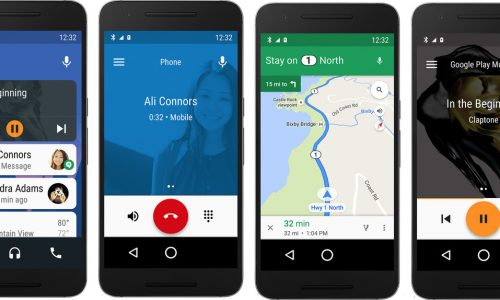 Android Auto now works outside the dash