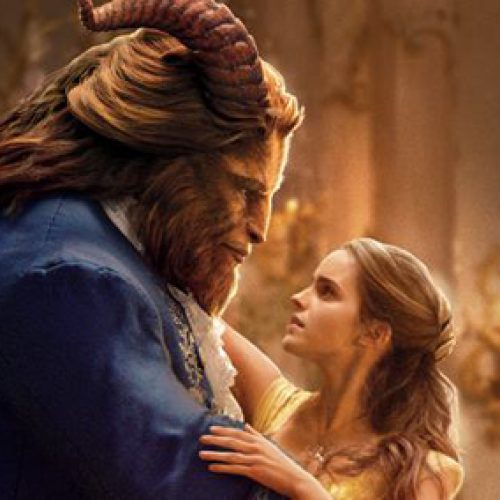 Emma Watson and Dan Stevens dance in Beauty and the Beast photos