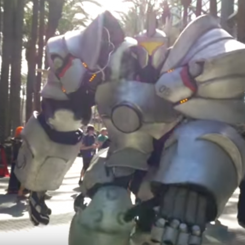 Sneaky Zebra shows off the most epic cosplays from BlizzCon 2016