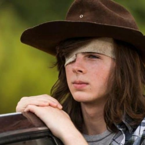 The Walking Dead's Carl is NOT leaving the show