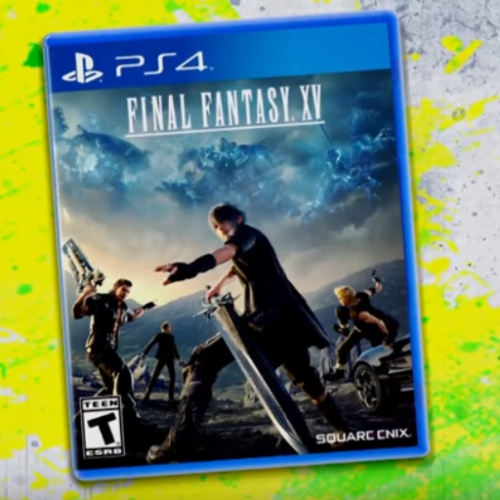 CONAN Clueless Gamer: Conan plays Final Fantasy XV with Elijah Wood