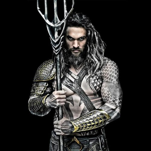 Momoa talks about his Aquaman character in 'Justice League'
