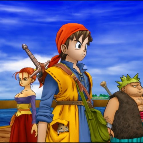 Dragon Quest VIII: Journey of the Cursed King coming January 20