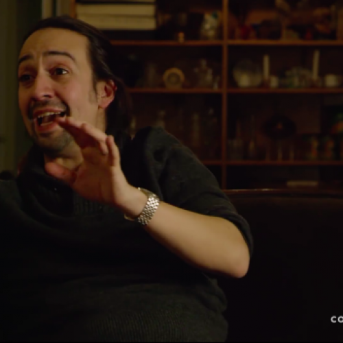 Lin-Manuel Miranda's 'Drunk History' on Hamilton airs tonight