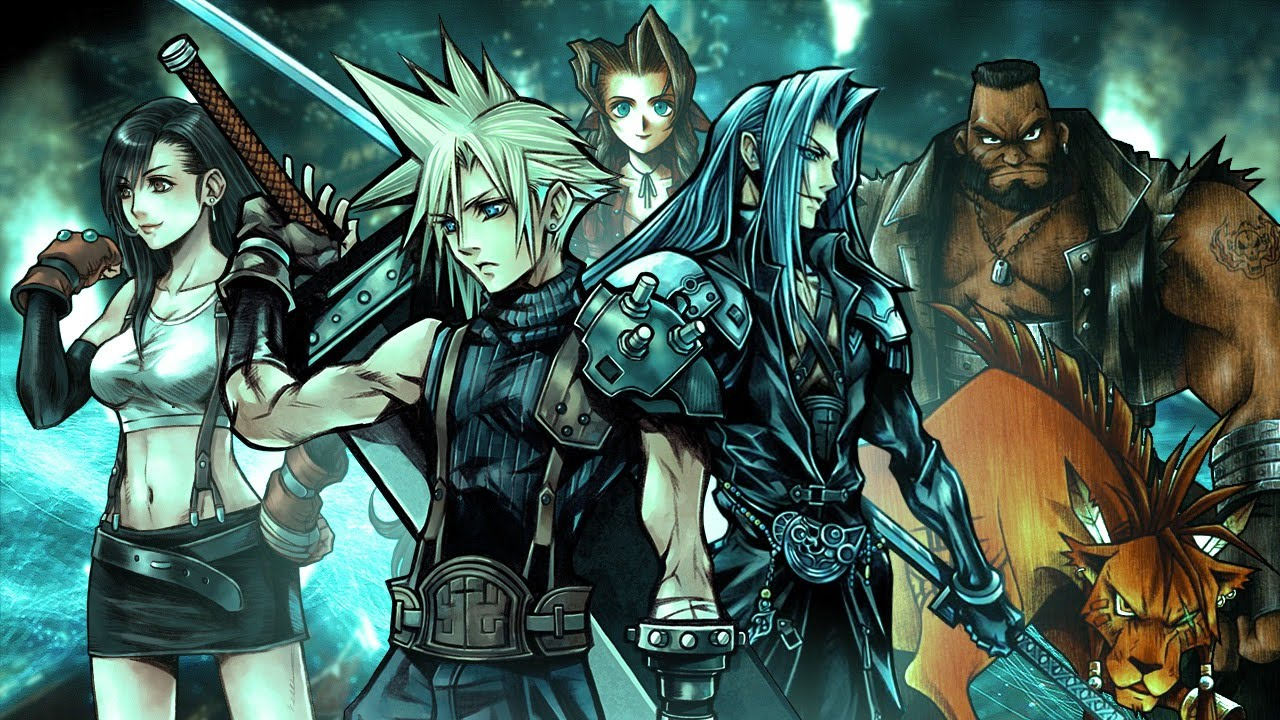 Five great Square Enix RPGs on Android - Nerd Reactor - photo#1