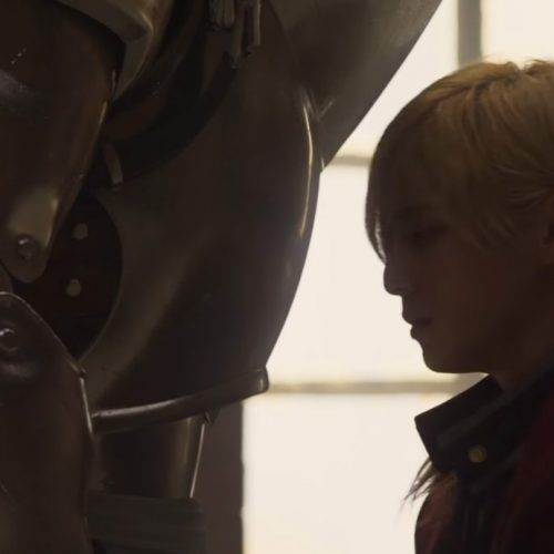 Live-action Fullmetal Alchemist trailer is here