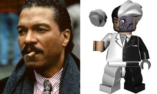 Billy Dee Williams returns as Harvey Dent, aka Two-Face, in LEGO Batman Movie