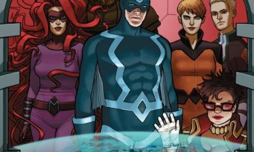 Marvel's Inhumans has Iron Fist's showrunner on board