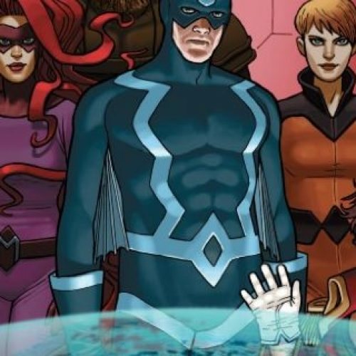 Marvel brings Inhumans to outer space in new comic book
