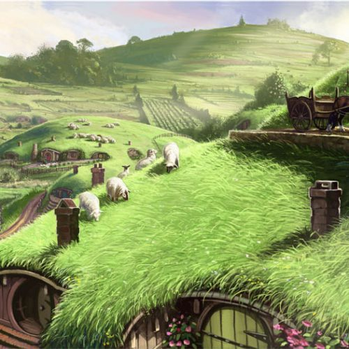 James Strong to direct J.R.R. Tolkien biopic