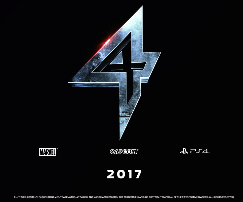 Marvel vs. Capcom 4 to launch as a PS4 exclusive