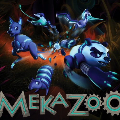 Revisit old school gaming with Mekazoo (PS4 review)