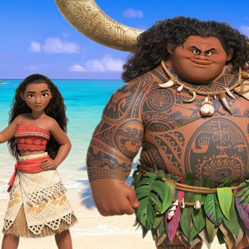 Rating the music of Disney's Moana