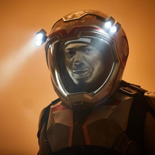 Sci-fi mini-series Mars premieres tonight on National Geographic