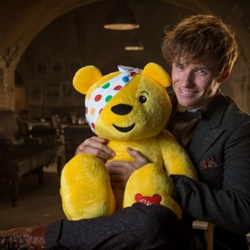BBC Children in Need calls on Newt Scamander and friends