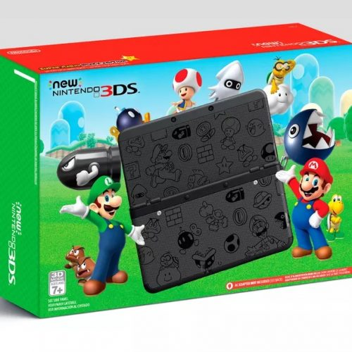 New Nintendo 3DS on Black Friday for $99.99