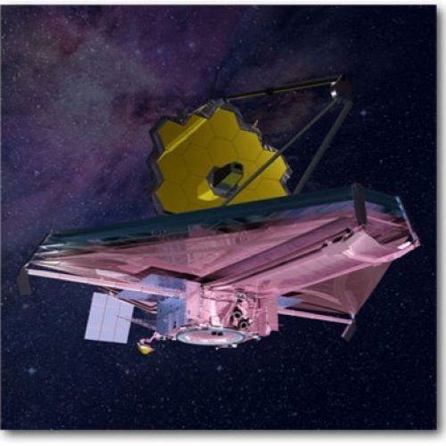 The James Webb Space Telescope is finally completed!