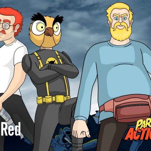 Watch YouTube Red's Paranormal Action Squad first episode for free